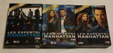 Les Experts : Manhattan - Saisons 1 - 3 DVD Region 2 PAL