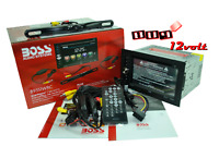 """Boss B9351WRC  6.2"""" LCD DVD CD USB/SD AUX Touch Remote Bluetooth + Backup Camera"""