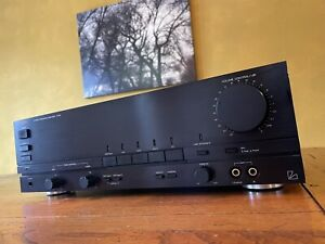Beautiful LUXMAN LV-112 Integrated Amplifier ~ JAPAN ~ Fantastic AMP #A80512919