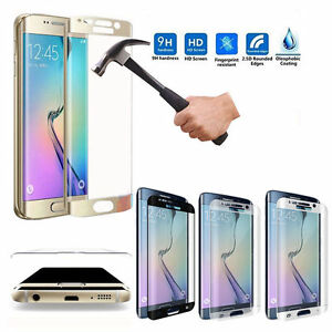 3D Curved Full Cover Tempered Glass Screen Protector For Samsung Huawei Sony LG
