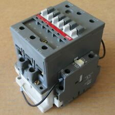 ABB AE75-30 125 Amp 3 Pole  24 VDC Coil Magnetic Contactor - Used