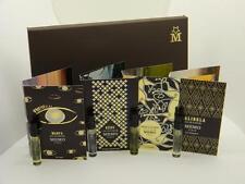 MEMO Marfa Lalibela Kedu Irish Leather Sampler Set 4 x 2ml EDP Vial Sample