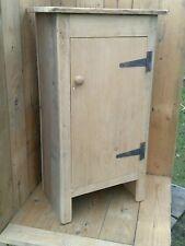Single Door Cupboard in Reclaimed Pine