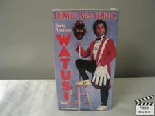 Howie Mandel's North American Watusi Tour (VHS, 1987) Jerry Kramer