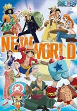 ONE PIECE Poster New World Team (98x68)