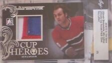 Guy Lafleur 2014-15 ITG Ultimate Memorabilia Cup Heroes 3 CLR PATCH /5 Canadiens