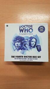 Doctor Who Full Cast Audio Dramas on CD - Tom Baker