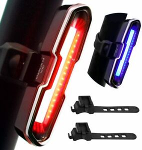 DONPEREGRINO 110 Lumens High Brightness Bike Rear Light, Powerful LED Bicycle