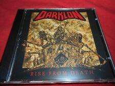 DARKLON Rise from death CD OMEN JAG PANZER MANOWAR EMBRACE FIRE LIEGE LORD