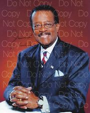 Johnnie Cochran signed O.J. Lawyer 8X10 photo picture poster autograph RP