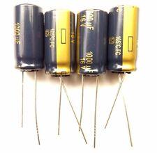 1000uf 16v 105c faible esr taille 20mmx10mm panasonic EEUFC 1C102S x4pcs