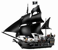 La perla nera pirati dei caraibi the black pearl - Lego compatibile - nuovo -