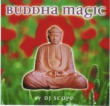 BUDDHA MAGIC - BY D J SCOPE CD