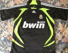 Camiseta Shirt Trikot Maglia REAL MADRID 3rd kit VAN NISTELROOY 17 Season 2007