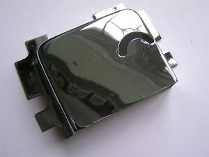 Morgan chromed cover for door lock (right hand)