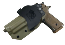 Beretta M9 92 92fs Paddle Holster FDE by SDH Swift Draw Holsters