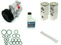A/C Compressor Kit Fits Toyota Camry Highlander Solara OEM 10S17C 77388