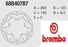 Disco freno BREMBO Serie Oro ANT Piaggio 250 BEVERLY CRUISER 07 > 09
