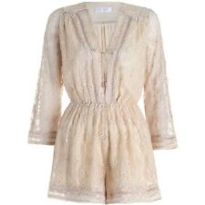 ZIMMERMANN MOST WANTED VINE EYELE ROMPER PLAYSUIT Size 1