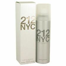 212 NYC by Carolina Herrera for Women - 5 Oz Deodorant Spray