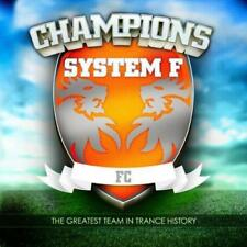 System F - Champions (NEW CD)