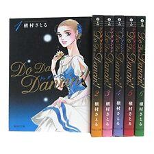 Do Da Dancin'! Pocket edition Vol.1-6 Comics Complete Set Japan Comic F/S