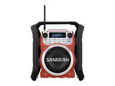 Radio Sangean U-4 DAB BT rot