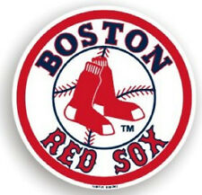 "Boston Red Sox 12"" Car Magnet [NEW] MLB Auto Emblem Sticker Decal Color CDG"