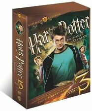 NEW Harry Potter and the Prisoner of Azkaban (DVD, 2010, 3-Disc Set, WS Ultimate