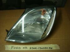 Ford fiesta MK5 Faros N/S 2S6X-13W030-BH