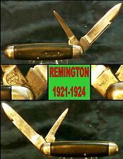 Remington Knife R482 Vintage Equal End Jack Cocobolo Handles Fair Walk & Talk