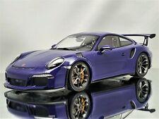 Minichamps Porsche 911 (991) Gt3 Rs 2015 Violet Purple 1:18