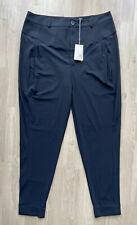 marithe francois girbaud Black Elegant Joy Kicker Stretch Trousers Uk16/F44