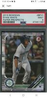 2019 Bowman Paper Prospects Evan White Seattle Mariners RC Rookie PSA 9 MINT