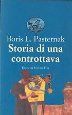 STORIA DI UNA CONTROTTAVA e altri racconti di Boris L. Pasternak