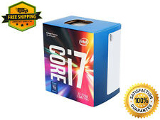 Intel Core I7-7700 7th Generation 3.6GHz Processor