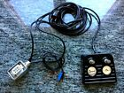 Allsound Foot Switch Leslie Adapter Connector Verbindungs-Kabel (Dynacord Elka  for sale