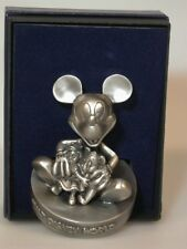 Disney TEDDY BEAR & DOLL CONVENTION Pewter Figurine 1994 Mint in Box
