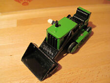 "VINTAGE TONKA SMALL GREEN BULLDOZER 5"" LONG"
