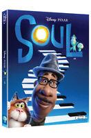 Soul BLU-RAY w/ Slipcover & 4 Art Cards