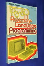 TRS-80 ASSEMBLY LANGUAGE PROGRAMMING William Barden 1970s RADIOSHACK BOOK