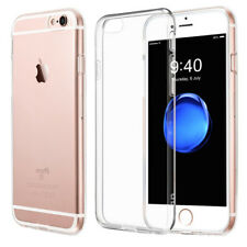 Ultraslim Cover für iPhone 6 6s Case Schutz hülle Silikon TPU Tasche In grau
