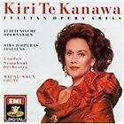 Kiri Te Kanawa - Italian Opera Arias, , Very Good
