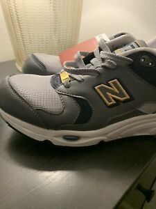 New Balance 1700 Gray Athletic Shoes