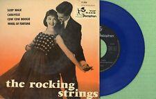 THE ROCKING STRINGS / Sleep Walk TOP RANK DISCOPHON 17.025 Pres Spain 1960 EP VG