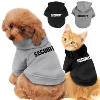 Haustier Hund Katze Kleidung Kapuzenpulli Hoodie Pullover Warme Hundepullover