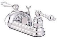 Chrome Bathroom Sink Faucet Faucets New KB2601AL