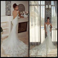 Straps and Spaghetti Straps Wedding Dresses   eBay