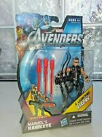Avengers movie action figure Hawkeye 13