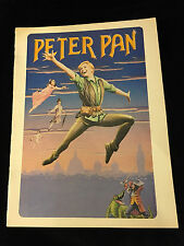 VINTAGE THEATER PROGRAM-PETER PAN-SANDY DUNCAN-1981